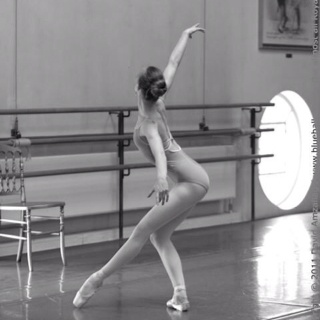 Graduate, Ida Praetorius, from the Royal Danish ballet school