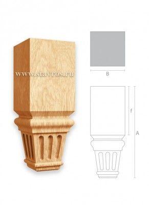 Ножки для мебели резные. Мебельные опоры из дерева. Цены. Фото - Ставрос