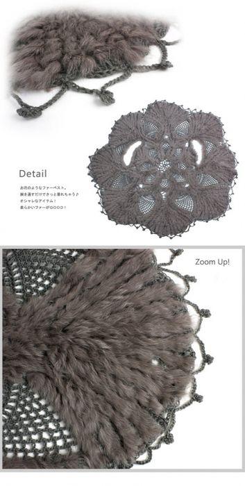 fur and crochet...  Дневник Элен_Ленора  Дневник: (443) Лента Профиль->