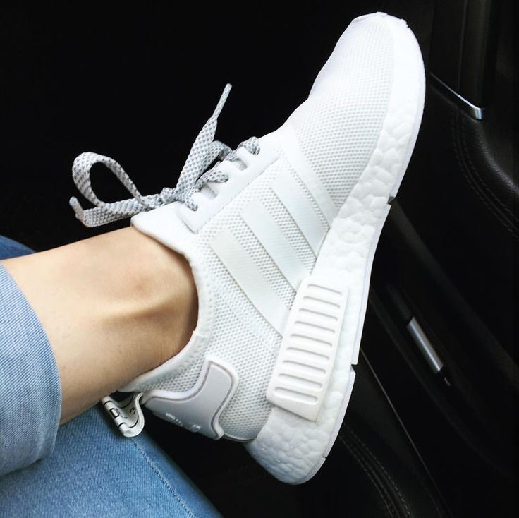 adidas Originals NMD in white / weiß // Foto: jol…