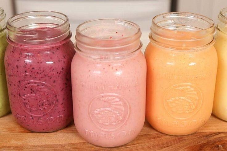 VIDÉO : 5 recettes de smoothie, 1 pour chaque jour de la semaine
