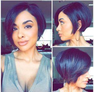 45 schöne schwarze Frauen Frisuren