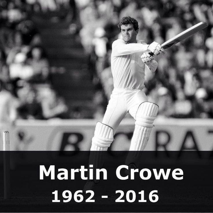 "3 MAR: Former New Zealand captain Martin Crowe has died of cancer at the age of 53. The ex-Black Caps batsman had been suffering from lymphoma a cancer of the immune system for a second time. He received the all-clear from the disease in 2012 but confirmed in September 2014 that it had returned. Auckland-born Crowe is widely regarded as one of New Zealand's best batsman scoring 17 centuries and 5444 runs in 77 Tests at an average of 45.36.  His family announced his death ""with heavy hearts""…"