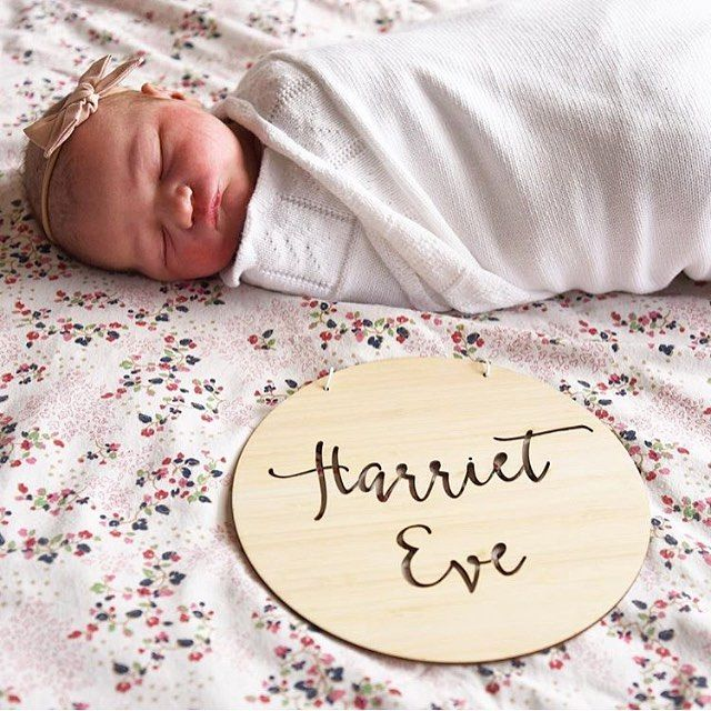 20 best babies birth announcements images on pinterest baby blonde bamboo name plaque by arlo and co 30 any name negle Images