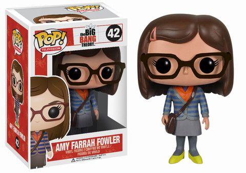 Pop! TV: Big Bang Theory - Amy Farrah Fowler
