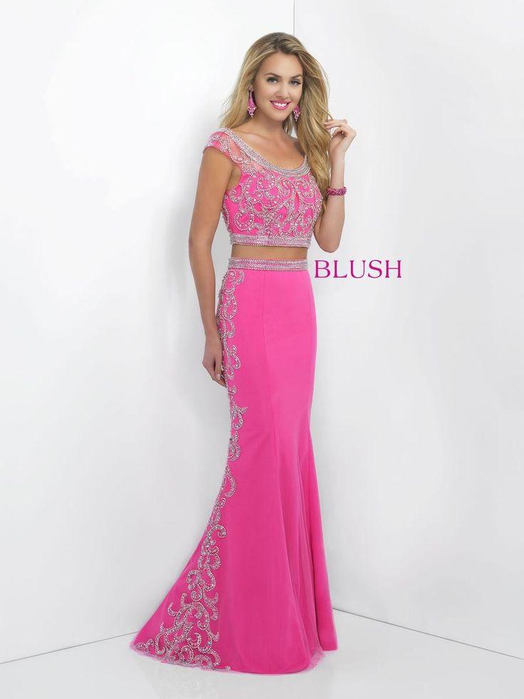 21 best New Blush Prom 2016 images on Pinterest | Prom dresses ...