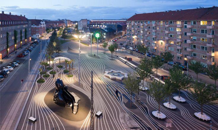 Superkilen - Copenhagen, Nørrebro