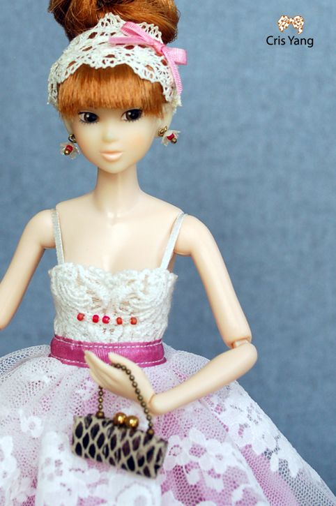 doll:momoko  dress:crisyang  one off