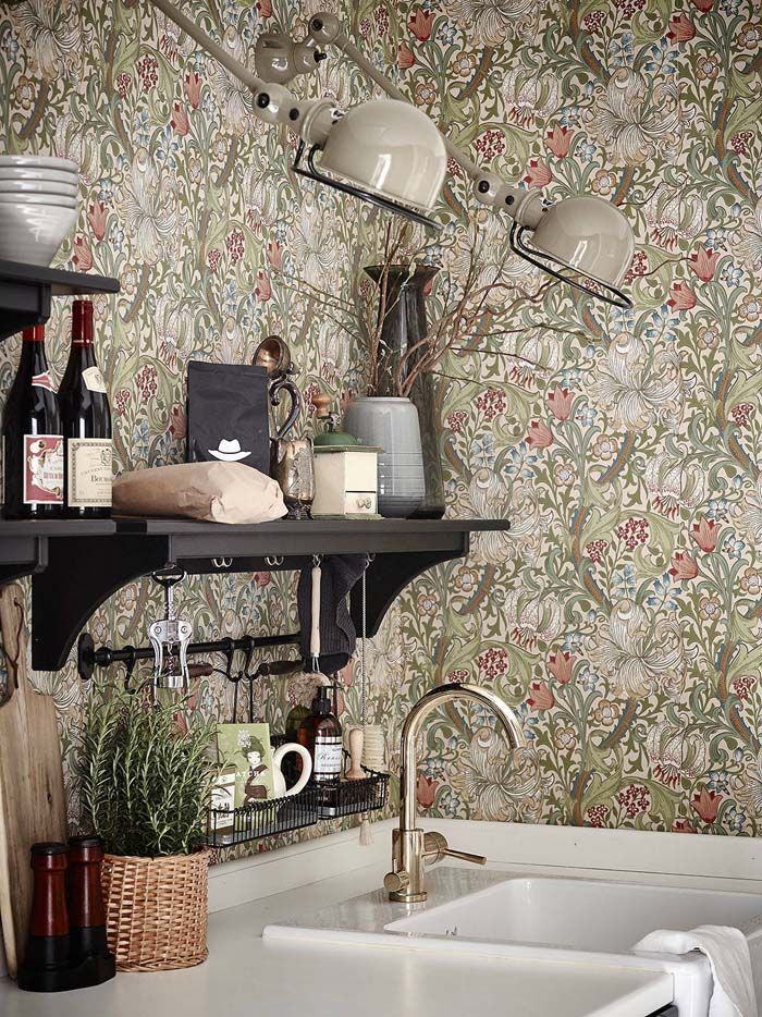25+ best ideas about William morris wallpaper on Pinterest ...