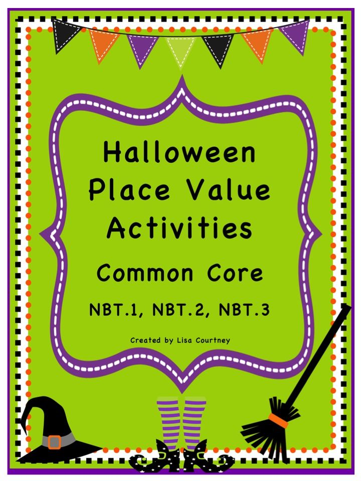 4th grade included are 3 place value activities and 1 math center for common core standards. Black Bedroom Furniture Sets. Home Design Ideas