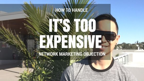 Do you want to know what to say to your prospects when they tell you that it is GOD DAMN FRICKEN EXPENSIVE?  In this blog post you'll learn how to handle this objection and recruit them into your business.  REPIN, LIKE & COMMENT if you get value  http://successwithpeternguyen.com/how-to-handle-its-too-expensive-network-marketing-objection/   #entrepreneur #success #homebusiness #leadership #selfdevelopment#generateleads #business #networkmarketing