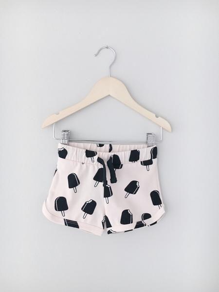 Ice Cream Shorts - Pink by CarlijnQ