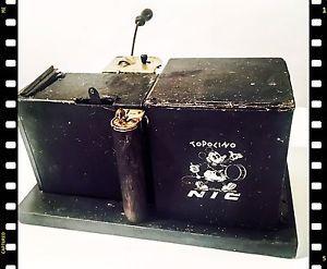 Gioco Vintage Proiettore NIC TOPOLINO Walt Disney Cine NIC seconda versione 1936 | eBay