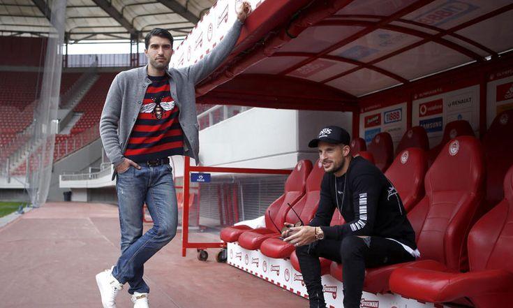 """Όταν το Πρωτάθλημα αντί για το γήπεδο """"παίζεται"""" στα... δικαστήρια... #Red_White #Olympiacos #Karim_Ansarifard #Kevin_Mirallas #SuperLeague #EPO"""