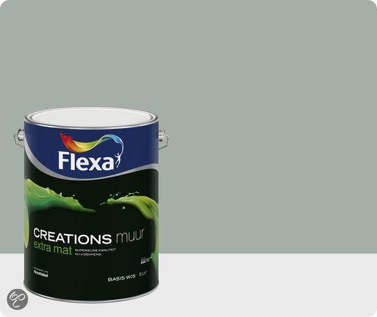 Flexa Creations - Muurverf Extra Mat - 3031 - Early Dew - 1 liter