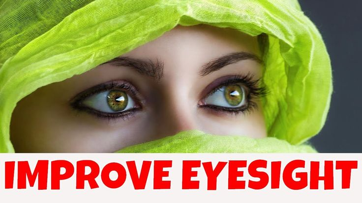 How to Improve Eye Sight Are you getting enough Eye Vitamins& Foods