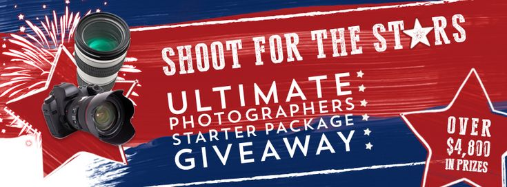 Ultimate Photographers Giveaway - Over $4,800 In Prizes | Pretty Presets for Lightroom