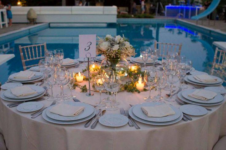 Συνώνυμο της ομορφότερης στιγμής της ζωής σας, η δική σας γαμήλια δεξίωση!  Η ομάδα του TRU Catering Experience γίνεται ο προσωπικός σας σύμβουλος και φίλος οργανώνοντας και την παραμικρή λεπτομέρεια στην πιο λαμπερή γιορτή της ζωής σας.  http://www.trucatering.gr/