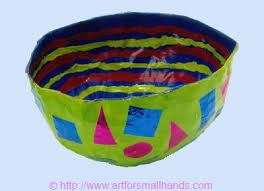 Image result for paper mache bowls