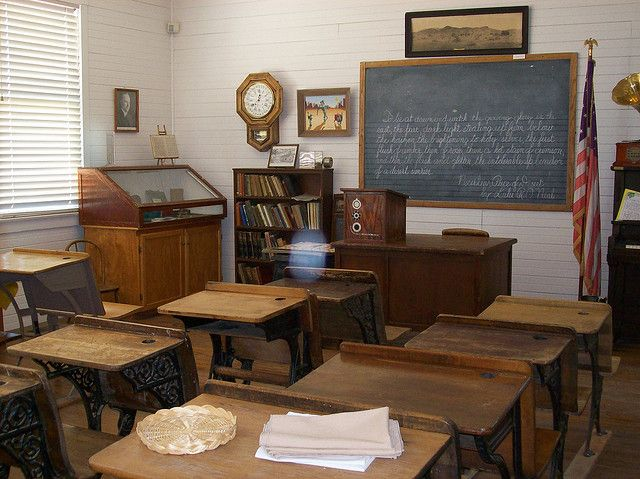 Old school house classroom images for Best old school house
