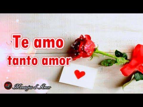 AMOR TE DEDICO ESTE VIDEO 💖 TE AMO TANTO ❤ VIDEO DE AMOR ROMANTICO
