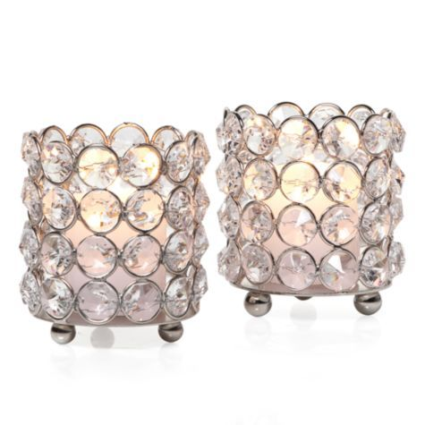 Bling Votive Cup from Z Gallerie