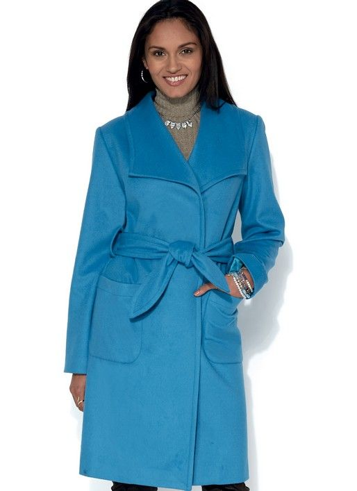 34 best Winter coat sewing patterns images on Pinterest | Cape ...
