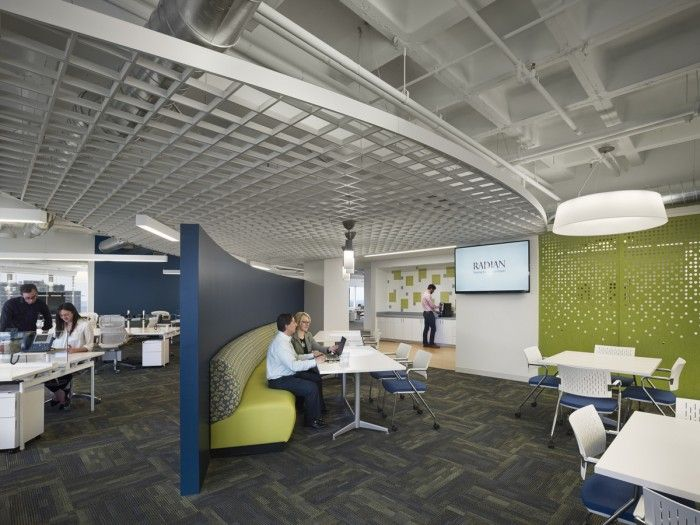 Flexible Seating For Informal Meetings. Love The Booth Style Seating.  Workplace DesignCorporate ...