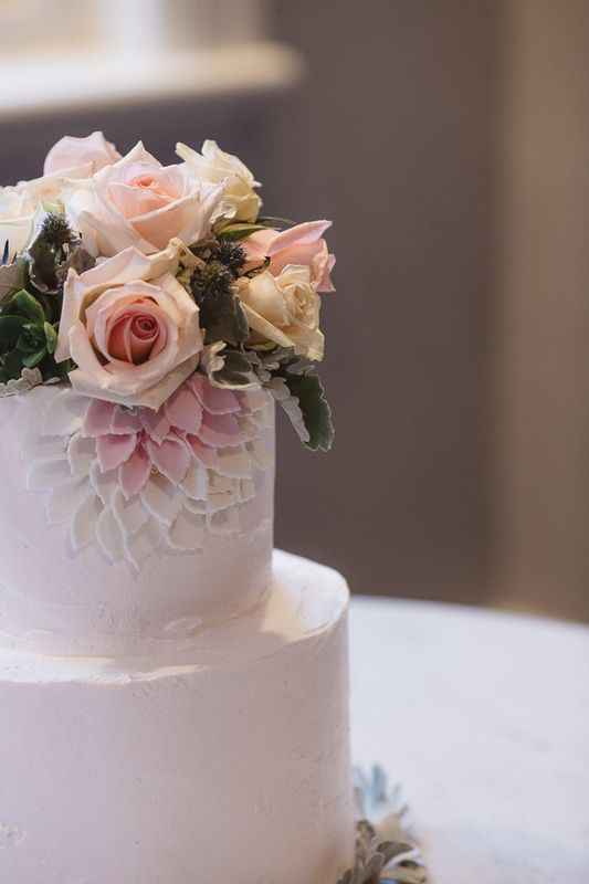 Pastel cake chic classic wedding Melbourne Australia photographer