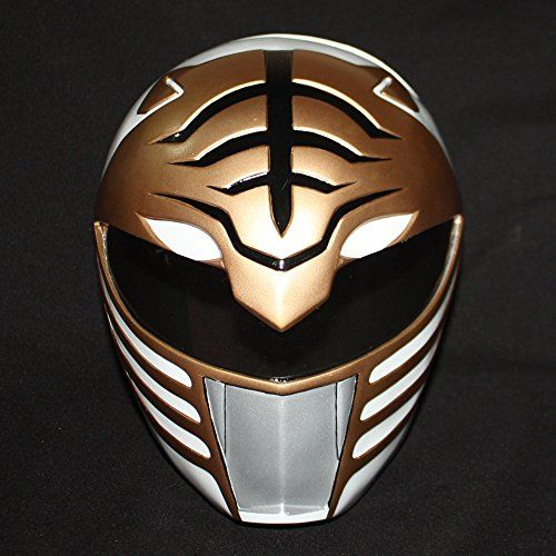 "Buy 1:1 Halloween Costume Cosplay Mighty Morphin Power Ranger Helmet Mask White PR01  **    Imported** **    On sale at $299 from $319 and free shipping !!! We have sold more than 5000 masks in 4 years.** **    Material : Made from high quality Fiberglass !!!** **    1:1 full scale replica helmet. Suit for head size round 21"" - 23"" only.** **    Estimate delivery time is around 14-21 days. Ship by registered Thai Airmail.** **    Painted in fully hand accomplished by skillful professinals…"
