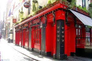 Heading for Dublin's Temple Bar? Then Consider These Pubs ...: The Snug