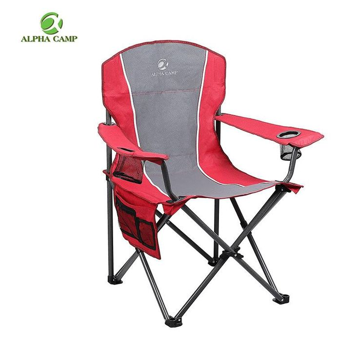 folding arm chair camping