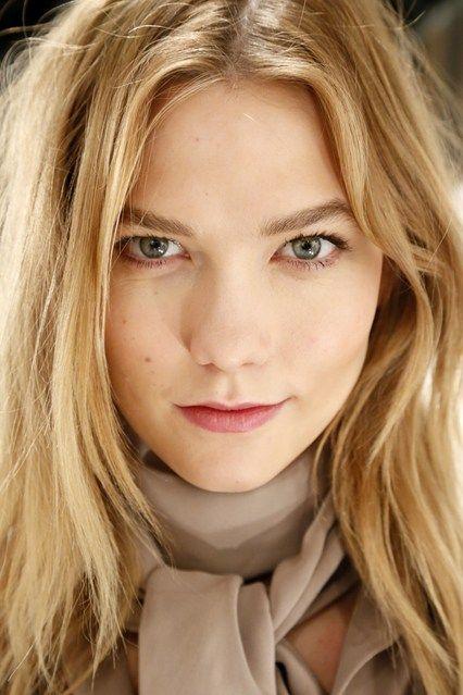 Карли Клосс Интервью - Красота, волос и макияж (Vogue.co.uk)