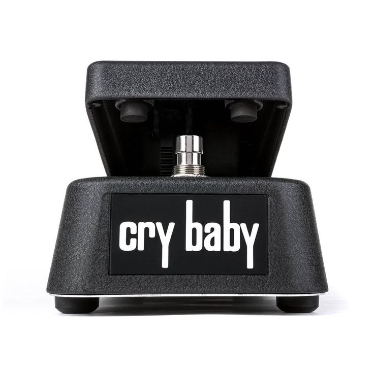 JIM DUNLOP CRY BABY WAH WAH GUITAR EFFECTS FX PEDAL CLASSIC