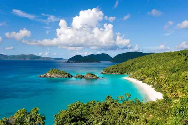 If you go to St. John you've probably visited the Virgin Islands National Park