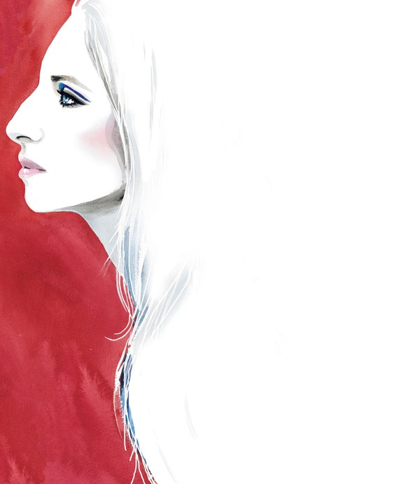 Streisand by Matthew Jeanes