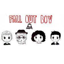 Bilderesultat for fall out boy