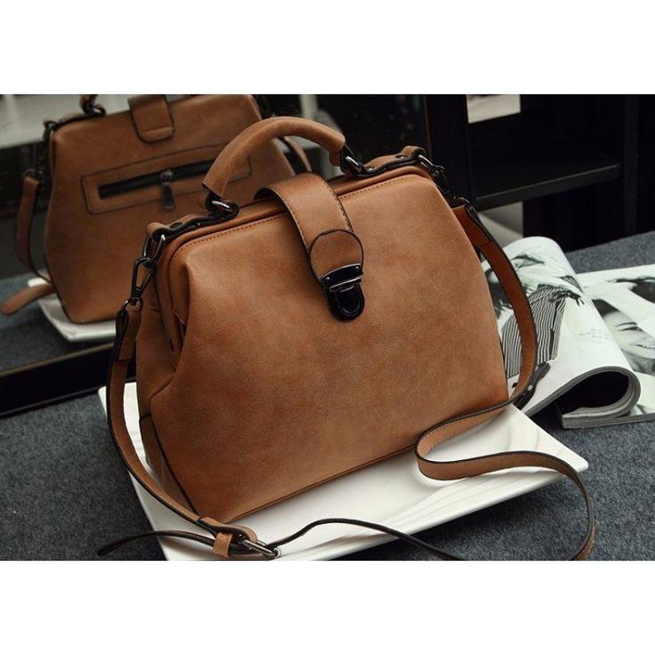 Vintage Schulter Crossbody Tasche Handtasche