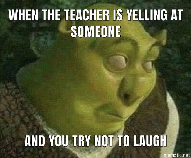 Lol 😂 #funnyposts #funny #lol #relatable #school #shrek