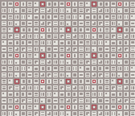 Geometric_10 fabric by pacamo on Spoonflower - custom fabric