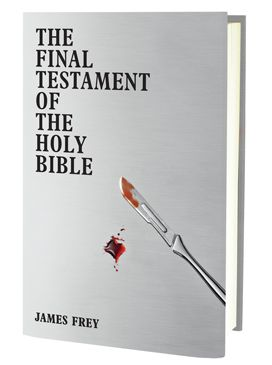 The Final Testament of the Holy Bible, by James Frey