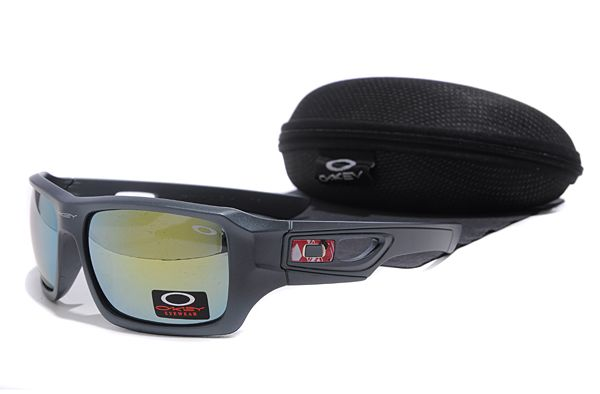 Daily Deal Oakley Eyepatch 2 Sunglasses Black Frame Yellow Lenes