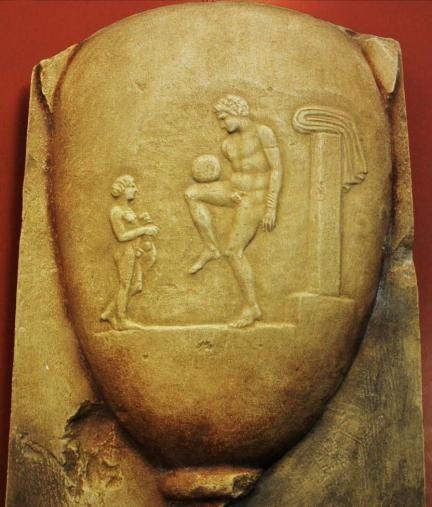 Ο αθλητισμός στην αρχαία Ελλάδα (Pics)
