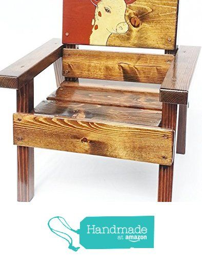 Kids Wooden Chair with Arms, Heirloom Gift, Engraved and Painted Hereford Cow Design, Indoor / Outdoor from Happy Chairs and More https://www.amazon.com/dp/B019X4M2TA/ref=hnd_sw_r_pi_dp_cZCGxbXCHSMV4 #handmadeatamazon