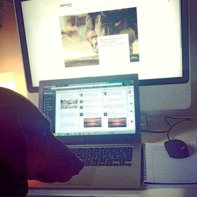 Multitasking #etätyö