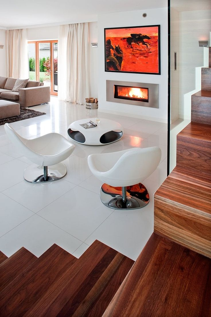 The Konstancin House By Nasciturus Design Like Floor Tiles
