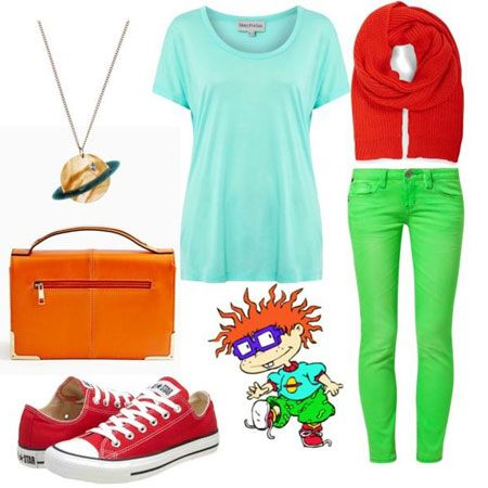 10 outfits inspried by rugrats