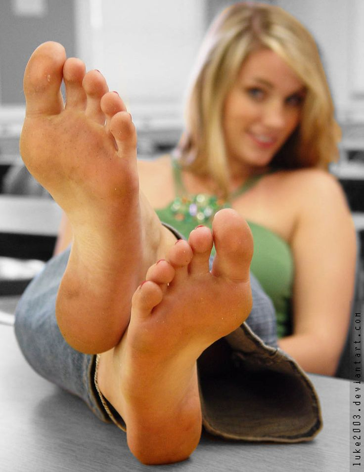 Seductive Dirty Soles  World Of Feet-3556
