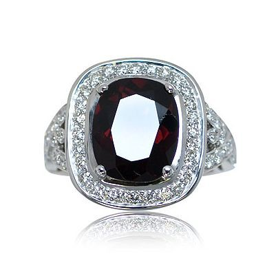 And here is the next magnificent colored gem stone ring - Parris Jewelers, Hattiesburg, MS #gemstones