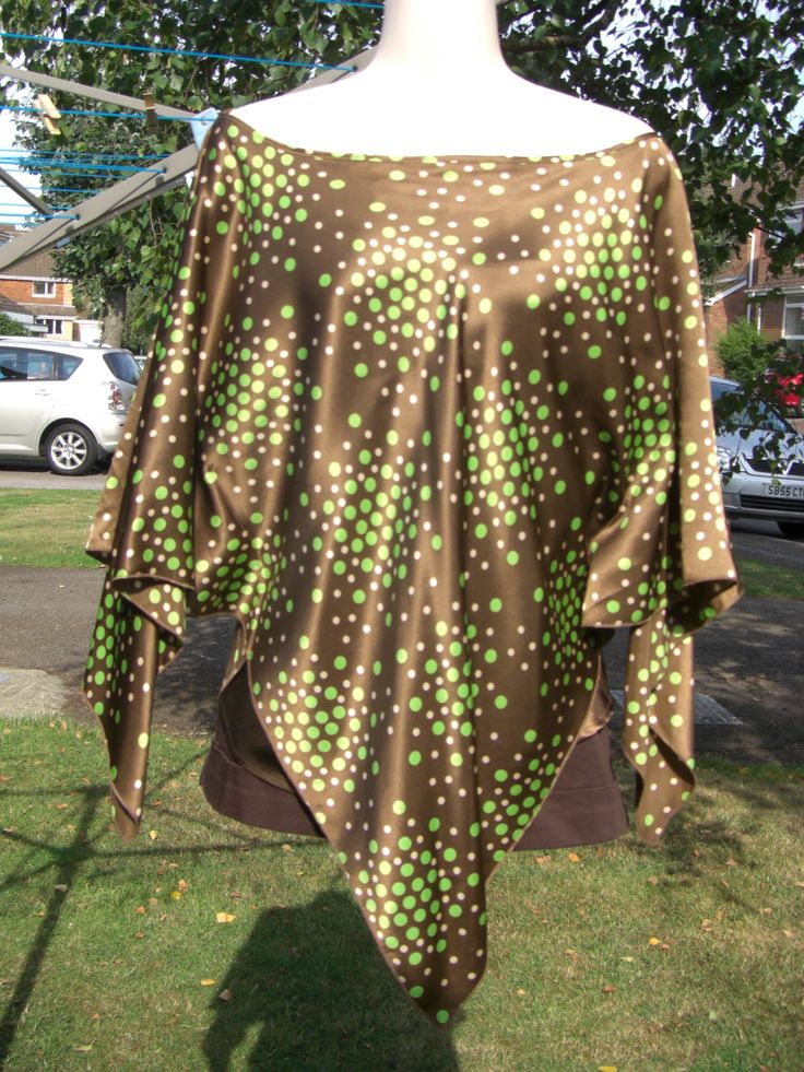 silk TK Maxx top size s/m £20 ono worn once excellent condit.
